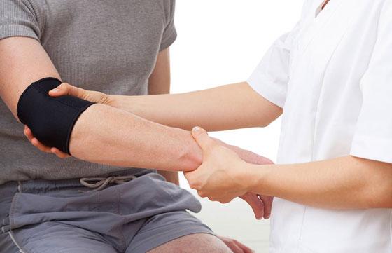 Боль в локтевом суставе руки причины свищ тазобедренный сустав